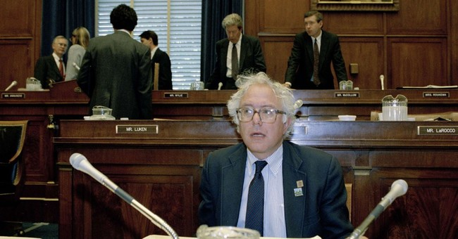 After 25 Years in Congress, Sanders Claims He's 'Not Exactly a Career Politician'