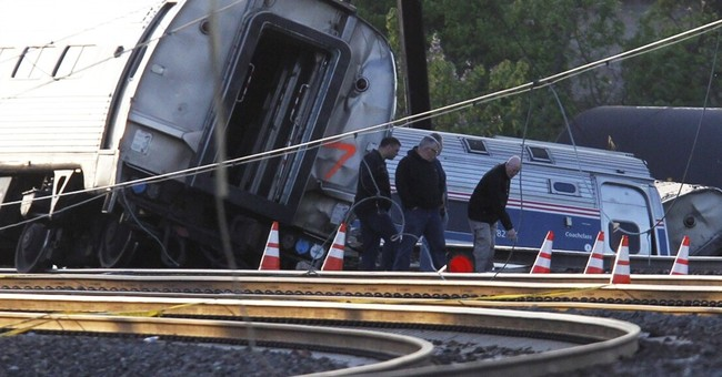 White House Reminder: Obama Wants to Increase Amtrak Funding, You Know