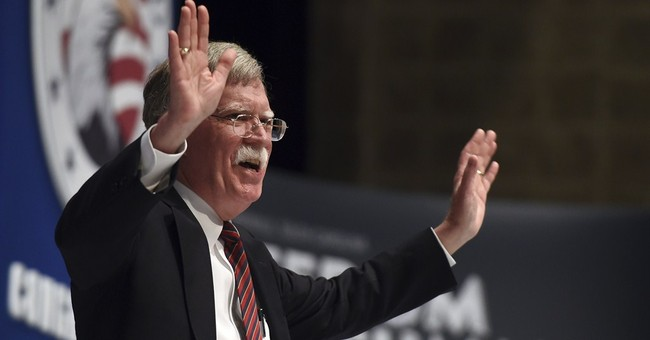 John Bolton: Yes, I'm Voting For Trump and If He's Looking For A Secretary Of State–I'd Deeply Consider It