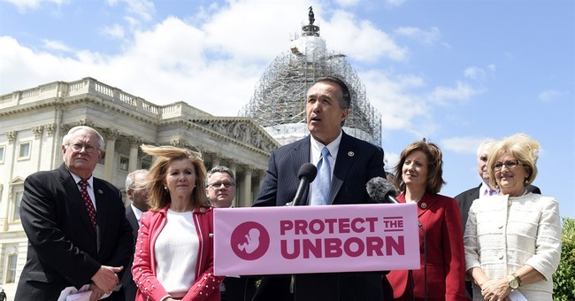 Lankford Signs on to Help Carry New Abortion Ban Through Congress