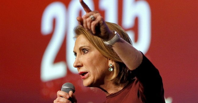 What Would President Carly Fiorina Do On Day 1? We Asked Her!