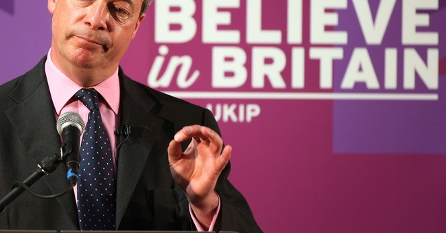 Watch: UKIP Leader Says Obama Wants To Kill Britain Through Islamic Immigration
