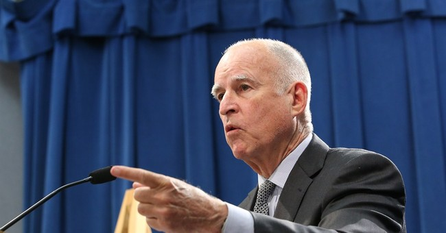 California: Brown's Sanctuary State of Illegal Aliens