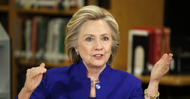 Hillary's Going Left; GOP Needs to Return Right