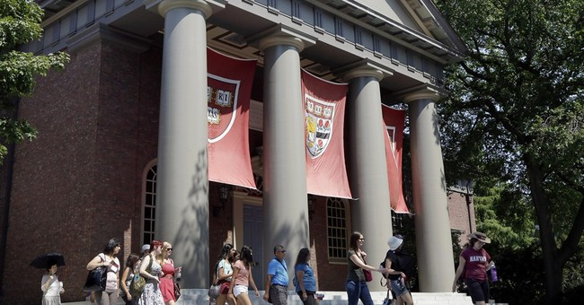 Harvard's Asian-American Quota