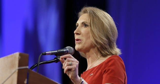 While Rick Santorum Whines About Rules, Carly Fiorina Steps Up To GOP Debate Challenge