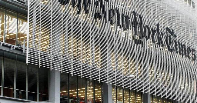 The Last Temptation Of The New York Times