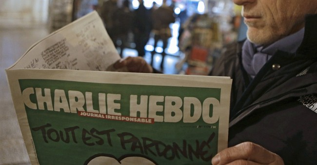 Latest Charlie Hebdo Issue Sells Out Before Dawn