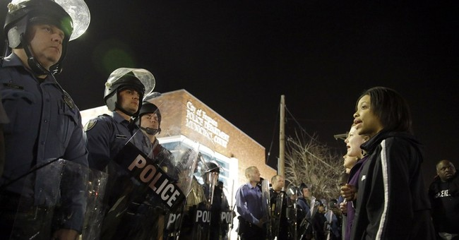 War on the Police Has Obvious Outcome