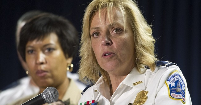 Unreal: Anti-Gun DC Police Chief Urges Public to 'Take Down' Active Gunman If Possible