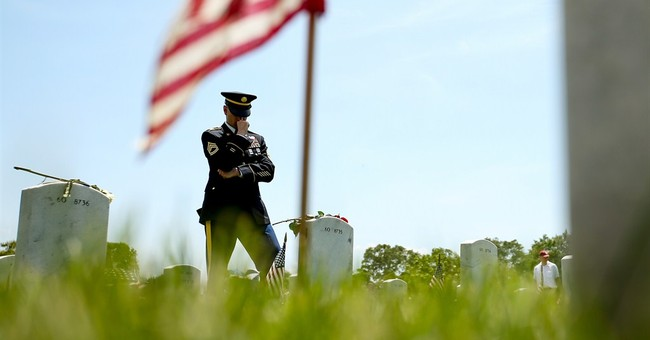 All Gave Some, Some Gave All -- Memorial Day Salute