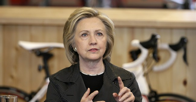 Hillary Clinton in Lock-Step With Obama's Policies, Avoids Serious, Substantive Issues