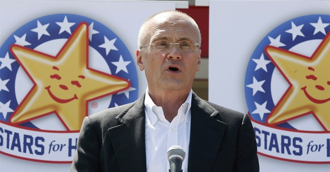 Fast Food CEO Rumored to Be Trump's Labor Secretary