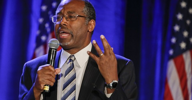 """Ben Carson at CPAC: """"We Need to Stop Sitting Quietly By"""""""