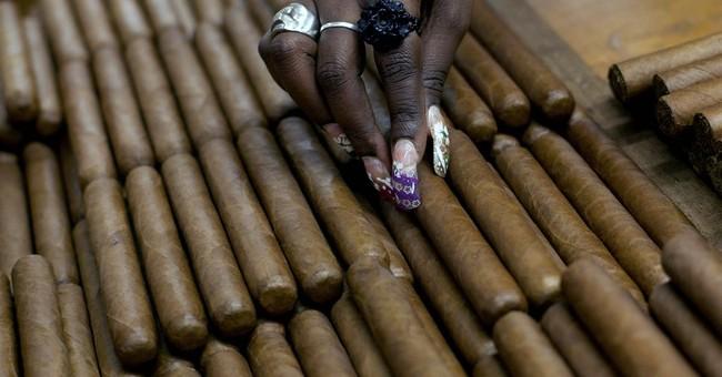 Premium Handmade Cigars Go Up in Smoke