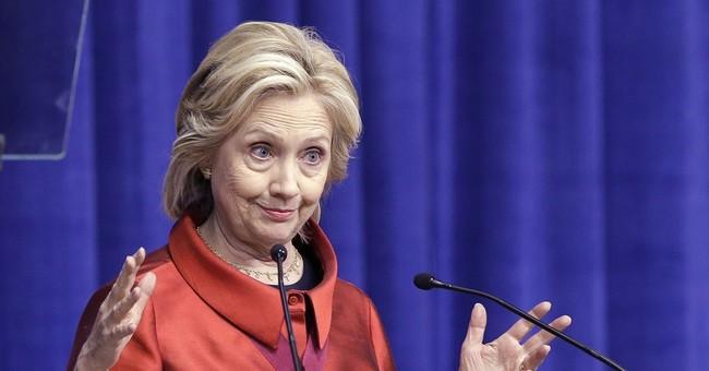 Hillary Losing Ground