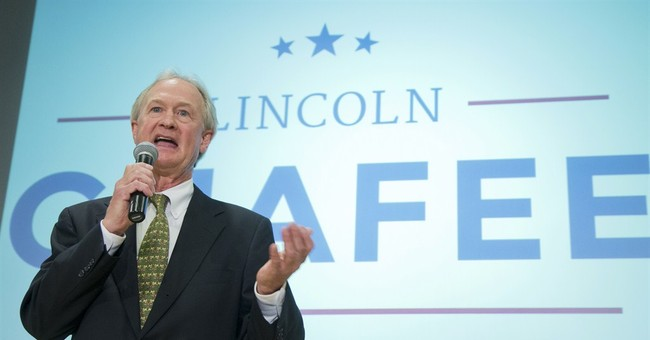 Presidential Candidate Lincoln Chafee: 'Let's Go Metric'