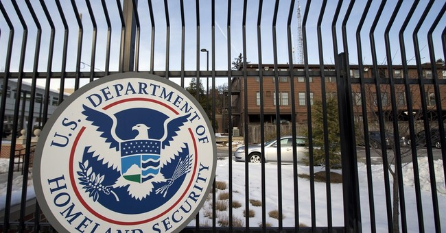 ICYMI: The DHS Paid 100 Of Its Workers To Stay Home For A Year