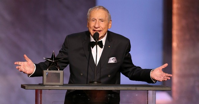 Mel Brooks Calls Political Correctness the 'Death of Comedy'
