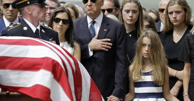 A 'Letter' to Mr. Vice President Biden: A Conservative Father's Condolences ... And Outrage