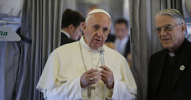 Wow: In New Homily, Pope Francis Attacks the 'Great Accuser' for Maligning Church with Scandal