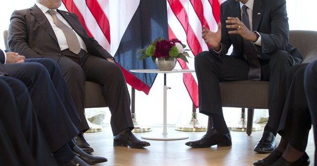 Obama at G7: We Need to Train Iraqi Forces Faster, and Thwart ISIL's Recruitment Efforts