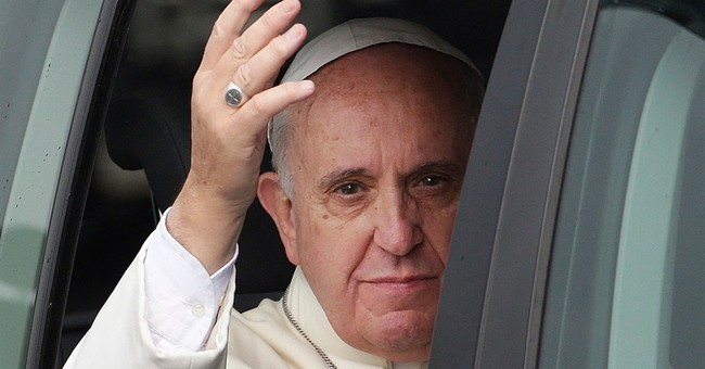 The Pope's Well-Intentioned, No Good, Horrible, Very Bad Advice