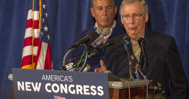 2015 GOP Senate Already Has Surpassed All of 2014 In Amendment Votes
