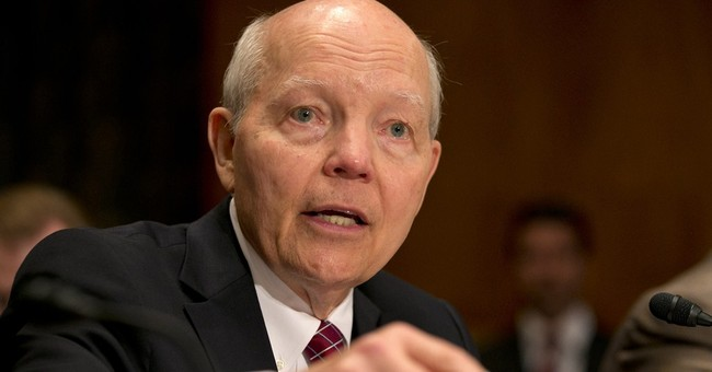 BREAKING: Resolution to Impeach IRS Commissioner John Koskinen Introduced in The House