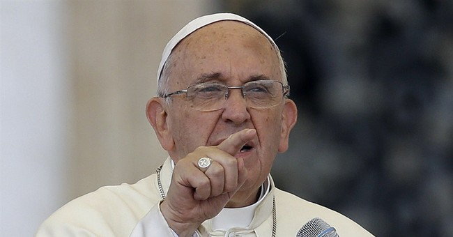 Pope Keeps the Faith on Climate Change
