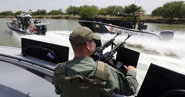 41.7 Percent of Federal Criminal Cases in 5 Districts on US-Mexico Border