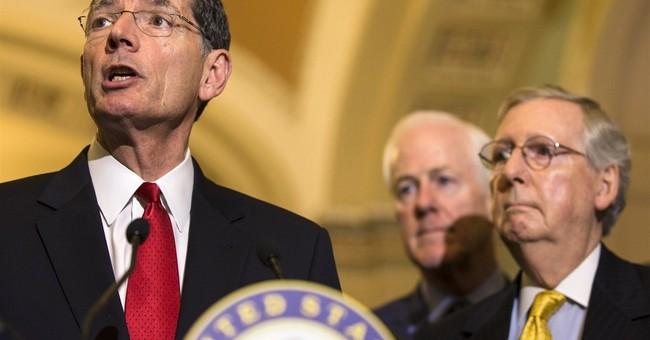 Sen. Barrasso Blasts Nancy Pelosi and the Democrats in Blistering Floor Speech [Watch]