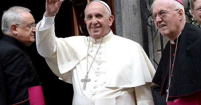 Politics, Poverty and the Pope