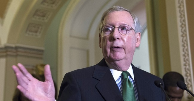 McConnell One Year Ago: 'You Can Count on Me' to Lead Pro-life Legislation