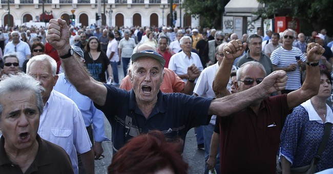 Why Greece Won't Pay
