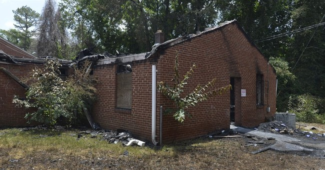 Fanning the Flames of Another Black Church Arson Hoax