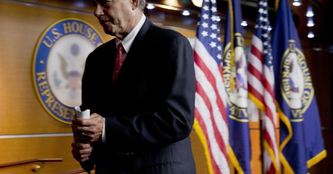 Are Key Republican Leaders in D.C. Being Blackmailed?