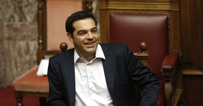 Greek Prime Minister Tsipras Screws The Pooch