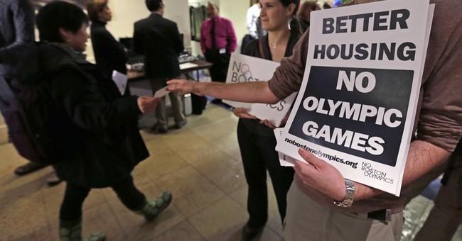 The Boston 2024 Olympic Bid is Dead