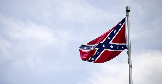 The Confederate Flag Flap