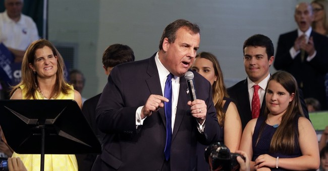 """Christie on Iran Deal: """"This Is the Single Biggest Disaster"""" of Obama's Presidency"""