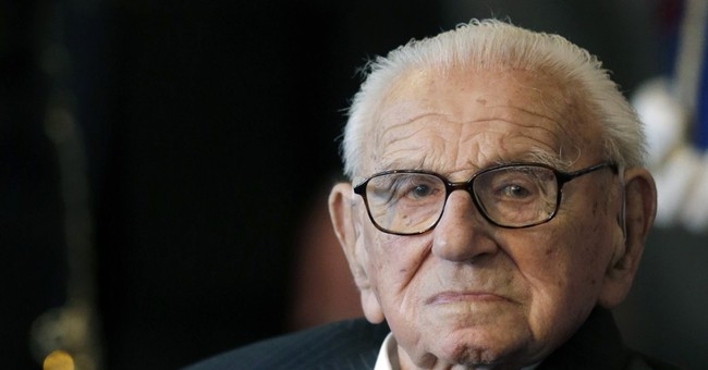 The Man Who Never Bothered Telling His Wife He Was 'British Schindler' Dies at 106