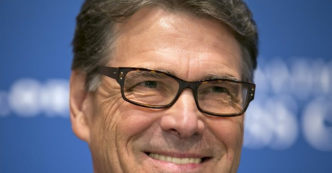 How About That Rick Perry Speech Bashing Donald Trump?
