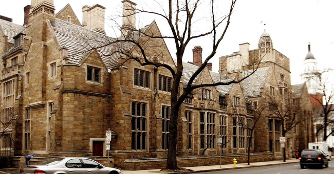Justified? Yale Employee Smashes Stained Glass Window He Deemed Racist