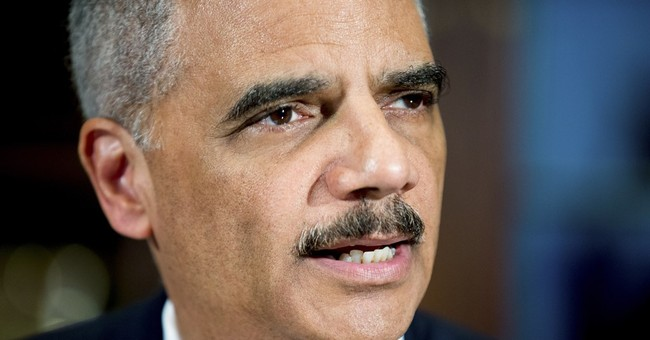 How Rich: Disgraced Eric Holder Signs Clinton Campaign Letter Criticizing James Comey
