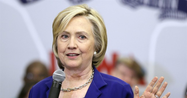 Estrangement from the Truth a Problem for Hillary