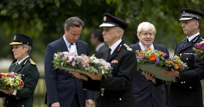 Britain Marks 10 Year Anniversary of the 7/7 Terrorist Attacks