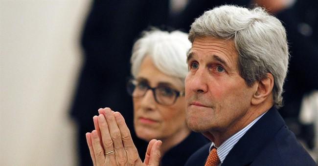 Desperately Seeking Diplomatic Defeat
