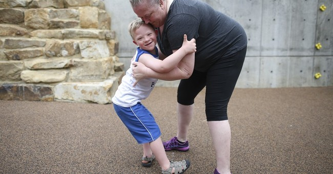 Man with Down Syndrome Delivers Powerful Message on Capitol Hill