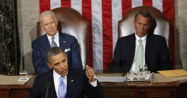 Surprise: Obama Prepares 'Defiant' State of the Union